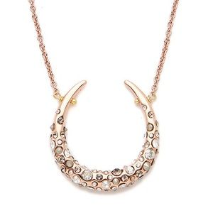 Alexis Bittar Horseshoe Necklace